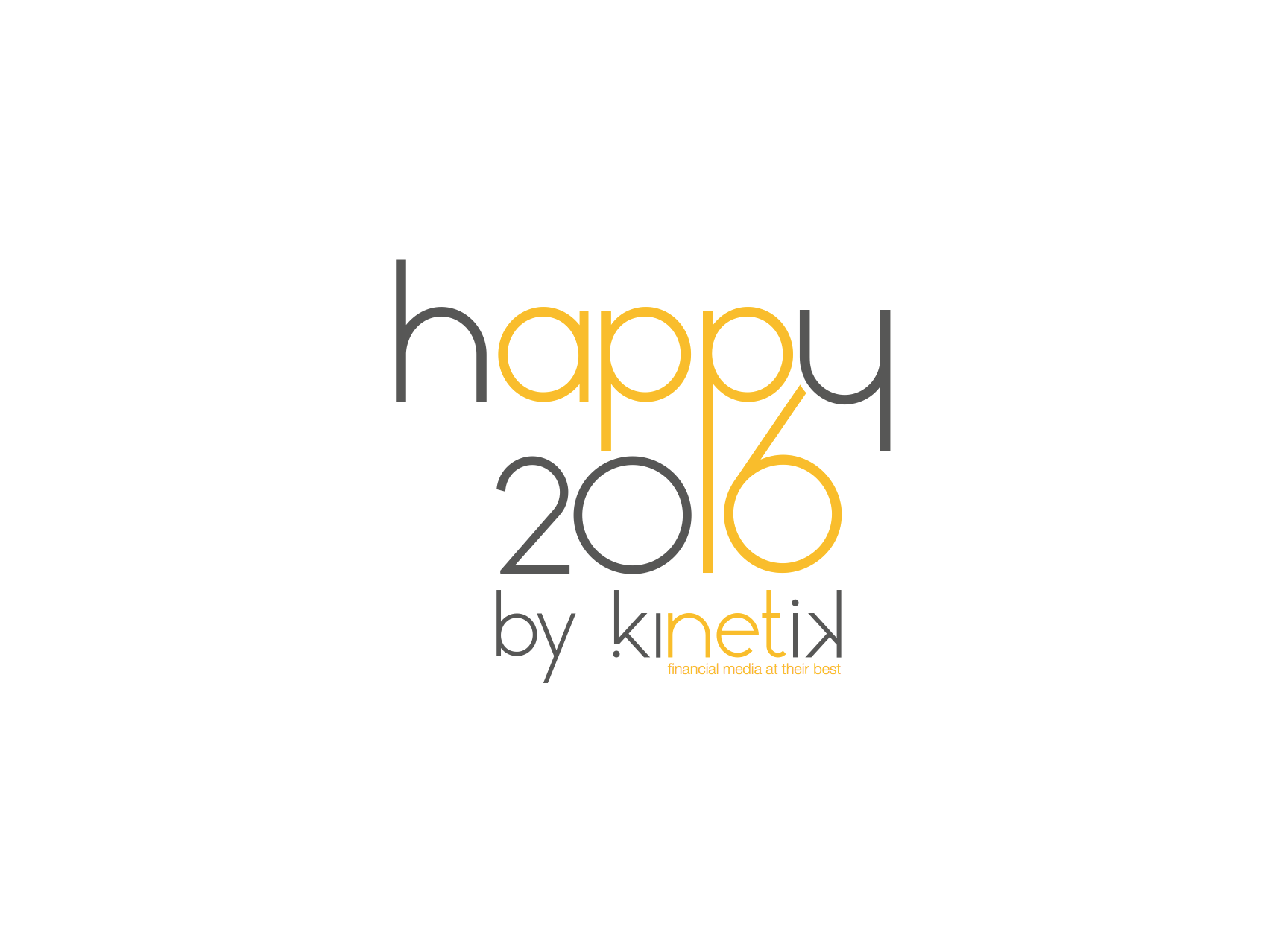 Best wishes 2016